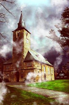 Parish Church, Fog, Mülheim, Church