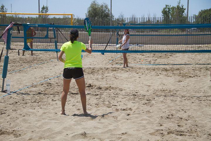 Beach Tennis, Kuumax