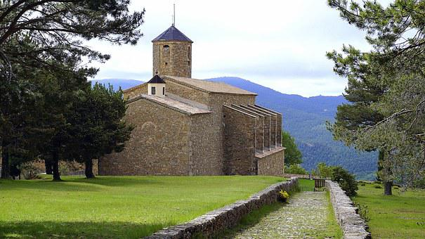 Lord Monastery, Church, Sanctuary, Cult Place