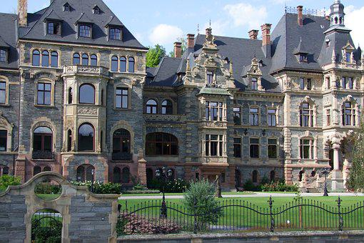 Castle, Renaissance, Historically, Residence, Noble