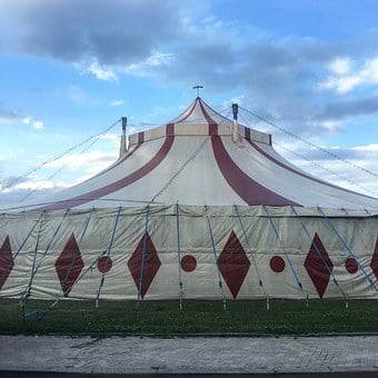 Circus, Rimini, Marquee