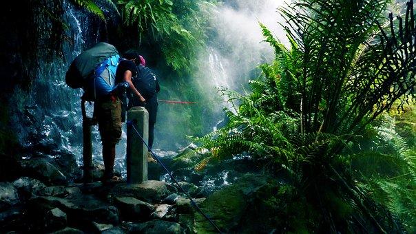 Hotspring, Mountain, Geothermal, Spring, Destination