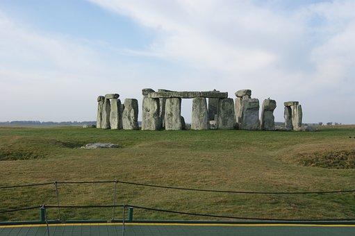 Stonehenge, England, Stone Circle, Mystical