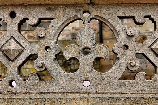 Stone, Jewelry Item, Wall, Fence, Ornament