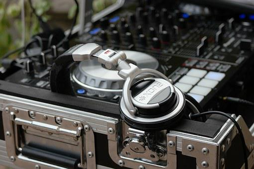 Dj, Music, Equipment, Party, Entertainment, Wedding