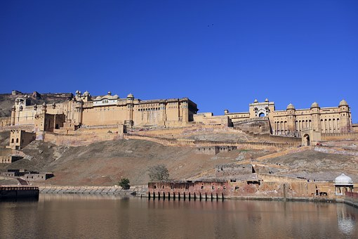 Amber Fort, Jaipur, Rajasthan, Fort, The Palace