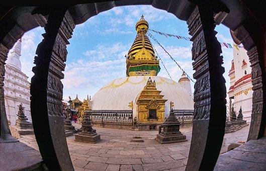 Architecture, Asia, The Largest, Buddha, Buddhism