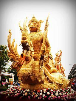 Architecture, Artistic, Asia, Background, Buddha