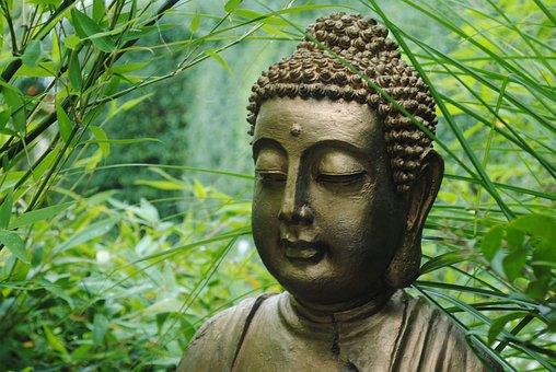 Buddha, Asia, Statue, Deity, Buddhism, Inner Calm
