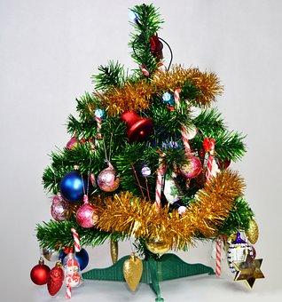 Christmas Tree, Bauble, Christmas, Christmas Decoration