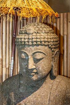 Buddha, Faith, Deity, Buddhism, Statue, Religion, Asia