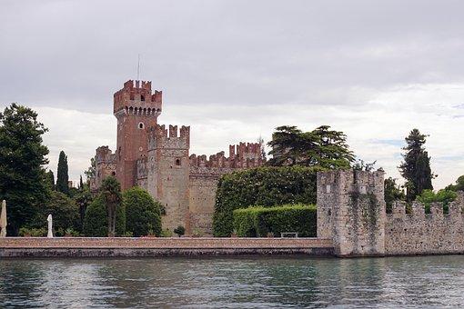 Castle, Historically, Elder, Building, Architecture