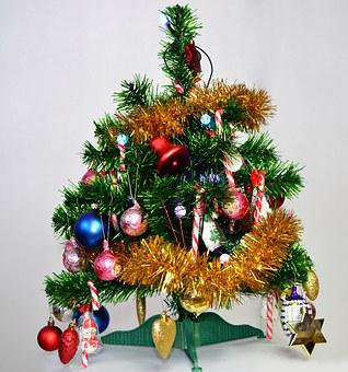 Christmas Tree, Bauble, Christmas, Christmas Decoration