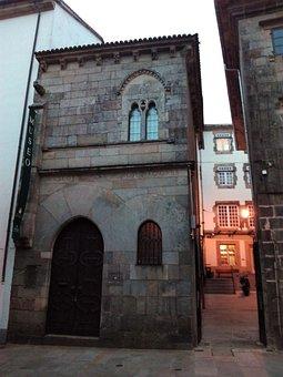 Compostela, Santiago Of Compostela, Gothic, Galicia