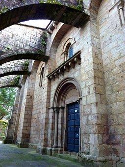 Colegiata De Sar, Santiago Of Compostela, Compostela