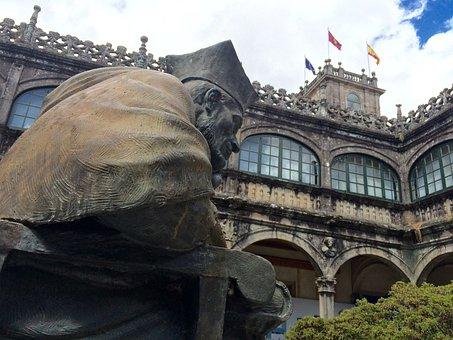 Galicia, Way Of St James, Compostela