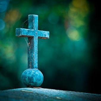 Cross, Grave, Cemetery, Tombstone, Old Cemetery, Tomb