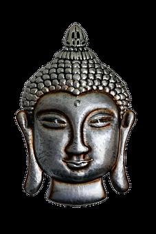 Buddha, Head, Statue, Buddhism, Thailand, Face