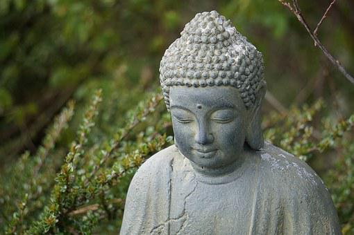 Buddha, Sitting, Portrait, Religion, Meditation, Fig