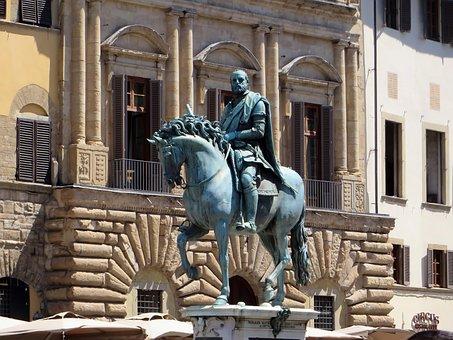 Italy, Florence, Piazza Della Signoria