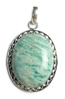 Amazonite, Stone, Pendant, Goddess, Asian, Gem