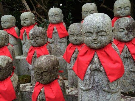 Japanese Style, Guardian Deity Of Children, Japan
