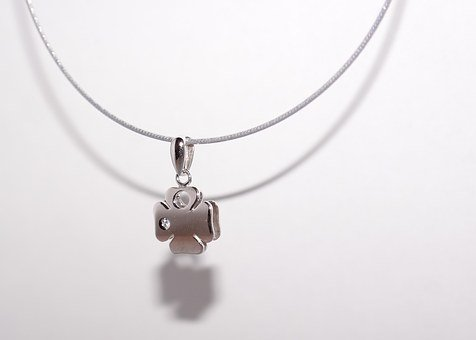 Jewellery, White Gold, Silver, Platinum, Necklace