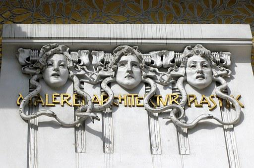 Vienna, Secession, Liberty, Klimt