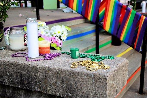 Rainbow, Pride, Gay, Lesbian, Bisexual, Homosexual