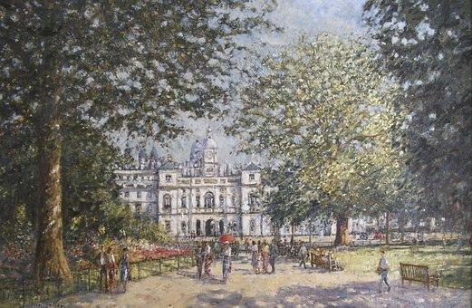 St James's Park, London, Summer