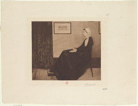 Madame Whistler, James Mcneill Whistler