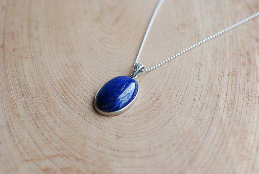 Lapis Lazuli, Pendant, Accessories, Necklace, Jewelry
