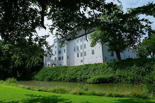 Castle, Denmark, Zealand, Høve, Nobility, Wedding