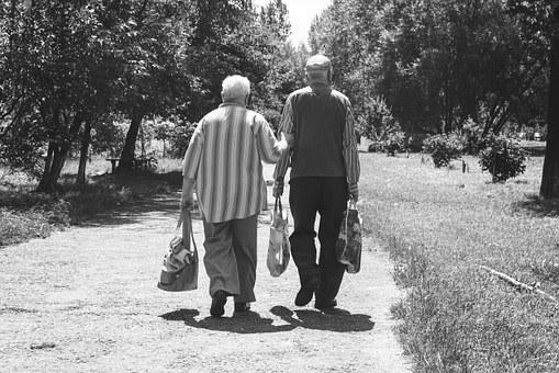 Old Age, Pensioners, Elder, Life Style, However, Trust