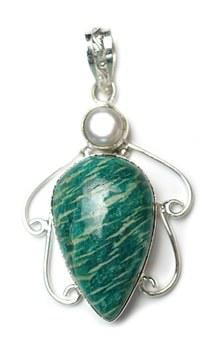 Stone, Pendant, Goddess, Asian, Gemstones, Gems