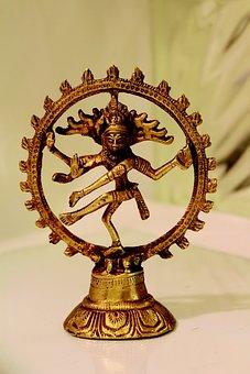 India, Sculpture, Art From Asia, Bronze, Shiva