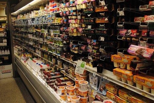Supermarket, Market, Grocery, Store, Food, Shop, Retail
