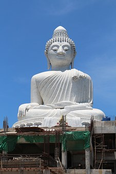 Buddha, Thailand, Asia, Buddhism, Temple, Statue