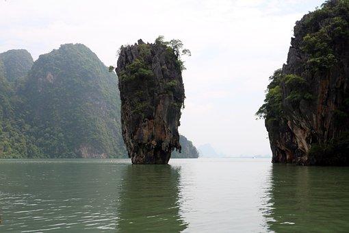 James Bond, Island, Thailand, Tourism
