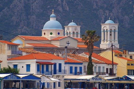 Greece, Samos, Traditional Greek, Holiday, Summer