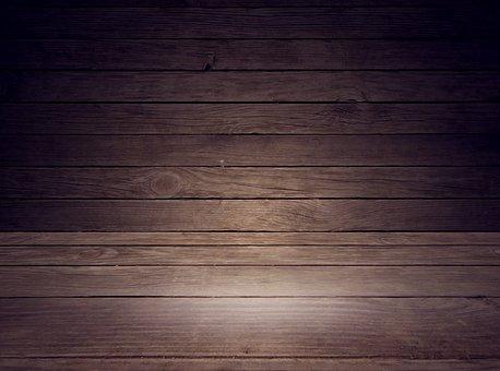 Wood Floor, Wood, Plank, Grain, Stage, Hardwood