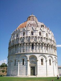 Basseliek, Pisa, Italy, Buildings, Tower Of Pisa