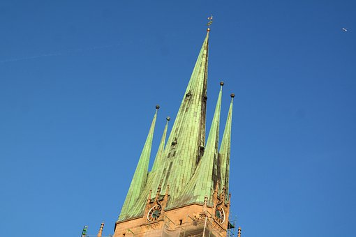 Church, St Georg, Church Of St George, Ulm, Building