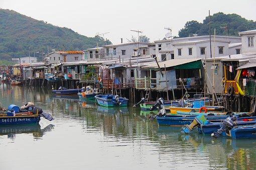 Scenic, Colorful, Beautiful, Calm, Scenery, River