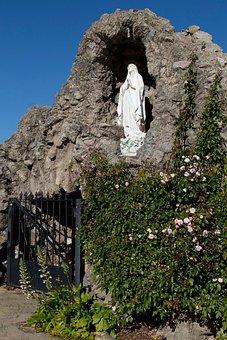 Cathedral Of San Carlos Borromeo, Grotto, Faith
