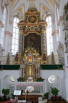 Catholic Church, Parish Church, Church, Altar