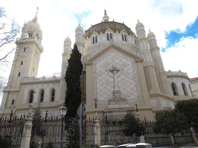 Church, Parish, Temple, Catholic, Dome, Architecture