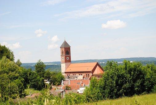 Kraiburg Am Inn, Parish Church, Upper Bavaria