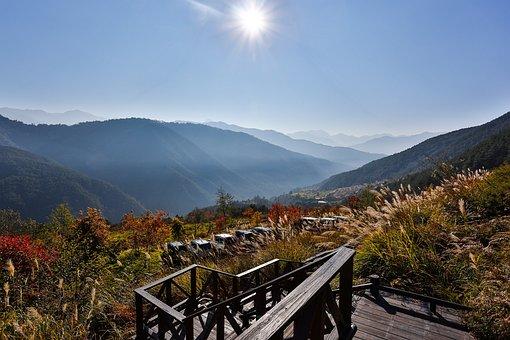 Scenic Views, Construction, Pool, Mountain, Sun
