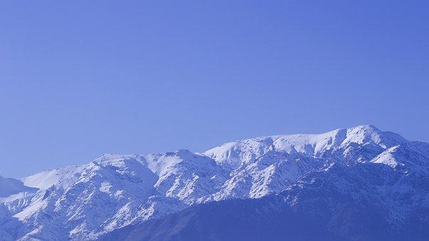 Cordillera, Sky, Andes, Nature, Mountain